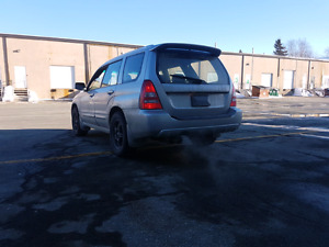 2004 Forester XT **REDUCED**