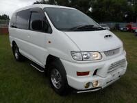 1999 Mitsubishi Delica Space Gear 2.8 TD Chamonix Auto JAP Import