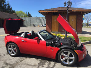 2007 Pontiac Solstice Convertible - safetied