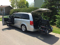 2011 Dodge Grand Caravan Multiplaces Fourgonnette, ADAPTER