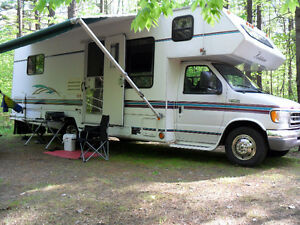 Campeur VR Holidaire 28' 1999 - Classe C - Excellente condition