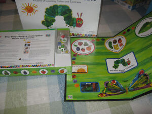 """Eric Carle Game """"The Very Hungry Caterpillar"""" and playset St. John's Newfoundland image 1"""