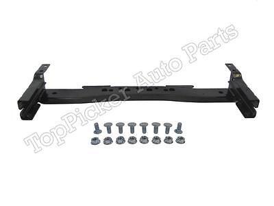 For 2004-2014 Titan Rear Step Bumper Reinforcement (Hitch) Bar With Screws