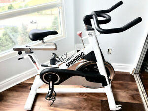 Spinning Spin Bike Ascent Commercial Spinner treadmill cardio