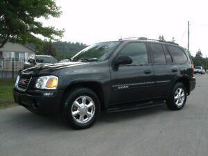 2004 GMC Envoy SLE: 4x4,Only 165K,Looks & Drives Great!!