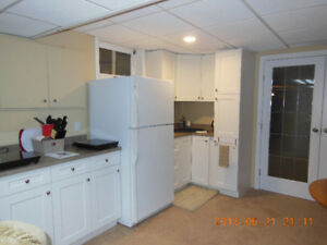 INNISFAIL–Furnished Bsmt Mother-in-Law SUITE w/Kitchen, Bathroom