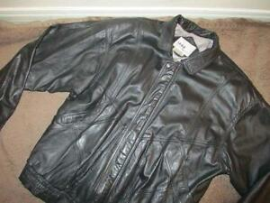 Manteau en cuir véritable gr Large 42-44 / Large Leather Coat