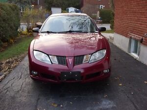 2005 SUNFIRE AUTOMATIC 120,000-KM LADY OWNER WITH SAFTEY!!