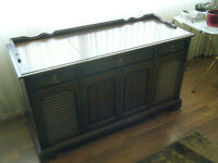 Vintage  RCA Stereo cabinet