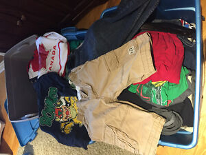 Lots of boys clothes size 8 - 12
