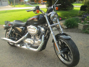 2014 Harley-Davidson XL883L SuperLow For Sale
