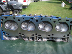 1 set Ford 429 closed chamber heads Peterborough Peterborough Area image 2