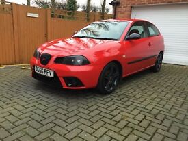 Seat Ibiza FR 1.9tdi full service history re-mapped