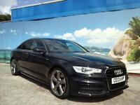 2013 AUDI A6 A6 S LINE AUTOMATIC 4 DOOR SALOON DIESEL