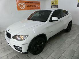 2010 BMW X6 3.0TD ( 245bhp ) 4X4 Auto xDrive30d