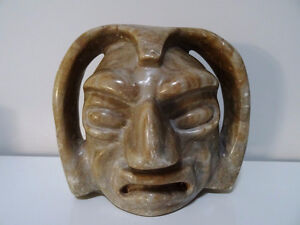 BEAUTIFULLY UGLY south american STONE SPIRIT SCULPTURE ART 6lbs. Cambridge Kitchener Area image 4
