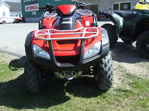 *** 2011 Honda TRX680 Rincon with GPScape ***