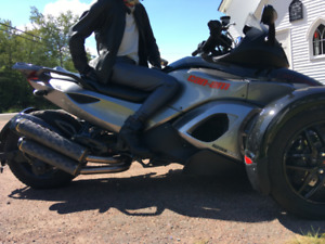 Can Am Spyder for sale