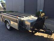 Galileo Hard Floor Rear Folding CAMPER TRAILER Wantirna South Knox Area Preview