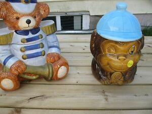 Cookie Jars.