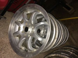 Honda 16inch alloy rims only