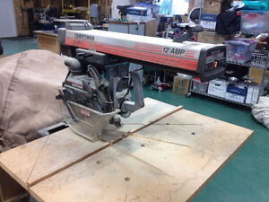 "10"" craft an radial arm saw"