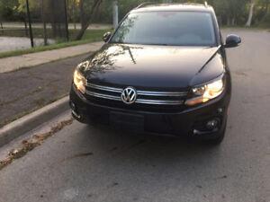 2016 Volkswagen Tiguan 2L TSI 4MOTION SUV, Crossover