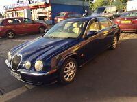 Jaguar S-type. M.O.T 1 year.
