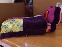 Groovy Girls doll bed