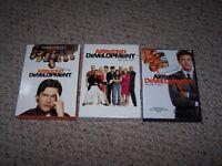 Arrested Development Seasons 1-3