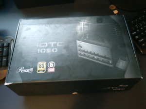 Rosewill photon series 1050w full modular power supply 80+ gold