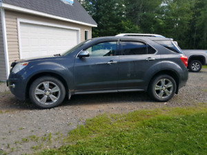 2010 Chevy Equinox LTZ AWD