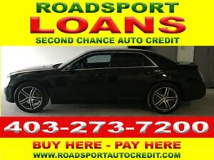 2012 CHRYSLER 300 CAL NOW 403-536-6776 2 PAY STUBS &$29 APPROVED