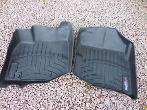 Weathertech Car Mats for Honda Fit Peterborough Peterborough Area image 1