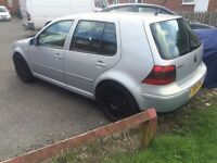 Mk4 Golf 5door GTI 1.8Turbo 96k AGU