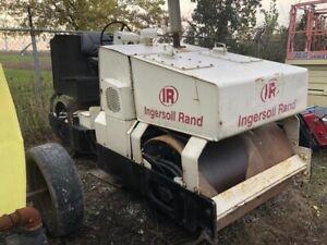 INGERSOLL-RAND DA30 Tandem Roller