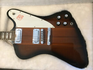 Gibson Firebird 2003 avec Pickups Mojotone Johnny Winter