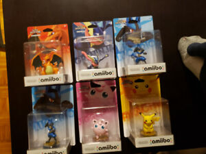 ** updated pics -Apr 23/19* Amiibo's for sale