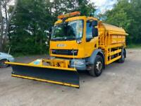 DAF TRUCKS LF GRITTERS CHOICE OF 3...WET SYSTEMS FITTED AND PLOUGHS