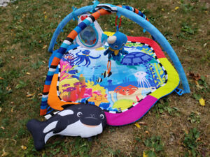 BABY EINSTEIN Play Gym, Ocean Theme