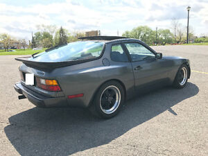 1983 Porsche 944 Excellent shape Lots of desirable options!
