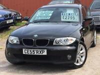 2005 BMW 1 SERIES 116i Se 1.6