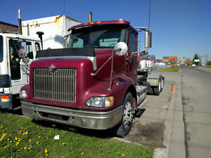*****2007 International heavy spec truck - Engine overhaul******