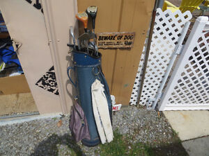 Golf Bag andClubs