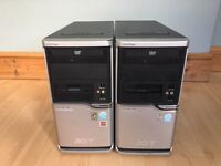 **BARGAIN** 2 X ACER TOWERS IN GOOD CONDITION