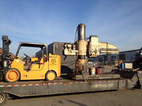 SCRAP TRUCKS MACHINERY FORKLIFTS TRAILERS WANTEF CASH PAID