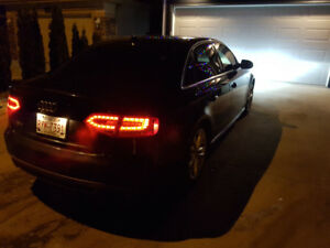 2012 Audi S4 3.0L Supercharged V6 - AWD/LEATHER/SUNROOF/SENSORS