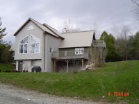 Home,30 x 50 shop with loft,2.65 acreas, 5 bed, country setting