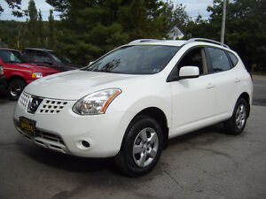 2008 Nissan Rogue S SUV, Crossover  ALL WHEEL DRIVE SOLD