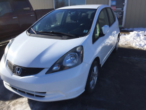 For Sale 2012 Honda Fit